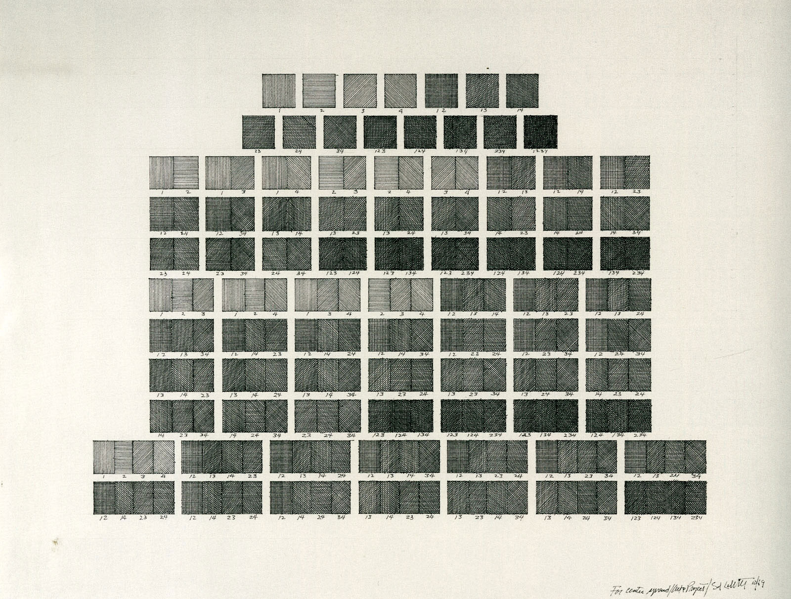 """sol lewitt conceptual art essay The use of instructions was a major strategy used by conceptual his essay """"paragraphs on conceptual art sol lewitt in """"paragraphs on conceptual art."""